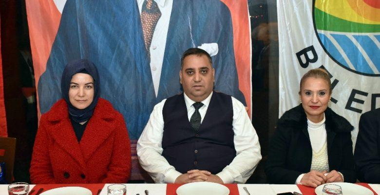 Başkan Can, Gazeteciler Günü'nde basın mensuplarıyla bir araya geldi