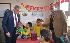 Mersin'de 401 bin 311 öğrenci karne aldı