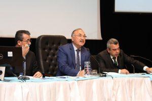 Mersin'de su kayıp kaçak oranı yüzde 38