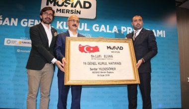 """Elvan: """"Türkiye'de her yıl 1 milyon 100 bin genç iş gücüne katılıyor"""""""
