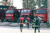 Mersin'de 2018 yılında 6 bin 177 yangın olayı yaşandı