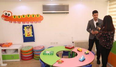 Mersin'de kaygı bozukluğu olan çocuklara grup terapisi