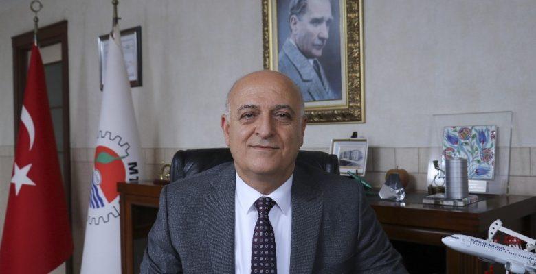 """MTSO Başkanı Kızıltan: """"2019, umut yılı olmalı"""""""