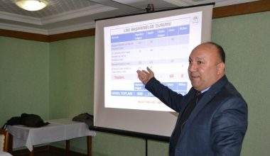 """Sezgin: """"Bozyazı'da eğitim-öğretim çıtasını her yıl daha da yükseltiyoruz"""""""