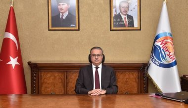 Vali Su, 3 Ocak Mersin'in kurtuluşunun 97. yıl dönümünü kutladı
