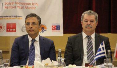 Akdeniz Belediyesi, Yunanistan Delta Belediyesi ile iyi örnekleri paylaşacak