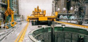 Akkuyu'nun Rusya'daki ikizinin ikinci ünitesine ilk yakıt yüklendi