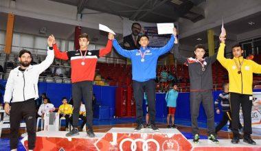 ANALİG Güreş Türkiye Grup Birinciliği sona erdi