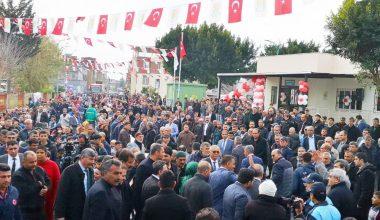 """Başkan Can: """"Yeni dönemde iktidarın gücüyle Tarsus'u hizmete doyuracağız"""""""