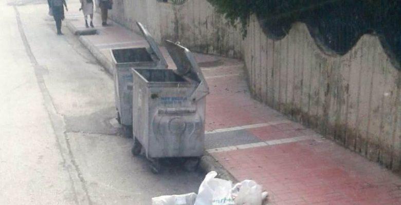 Başkan Tarhan'dan, 'çöpler toplanmıyor' iddialarına yanıt