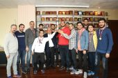 Erdemli Belediyesi Basketbol Takımı, üst lige yükseldi