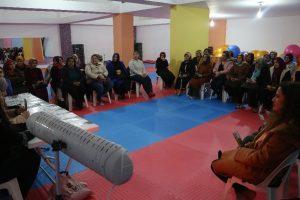 Erdemli'de spor merkezine psikolog desteği