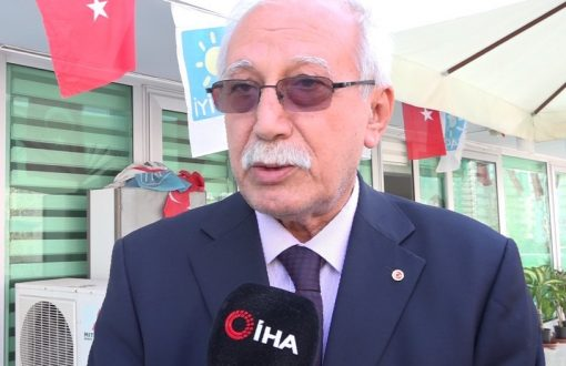 İYİ Parti Mersin İl Sekreterinden 'Kocamaz' açıklaması