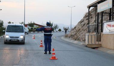 Jandarma trafik timleri 7 bin 994 aracı kontrol etti