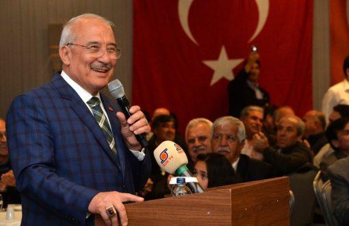Kocamaz, Demokrat Parti'nin Mersin Büyükşehir Adayı oldu