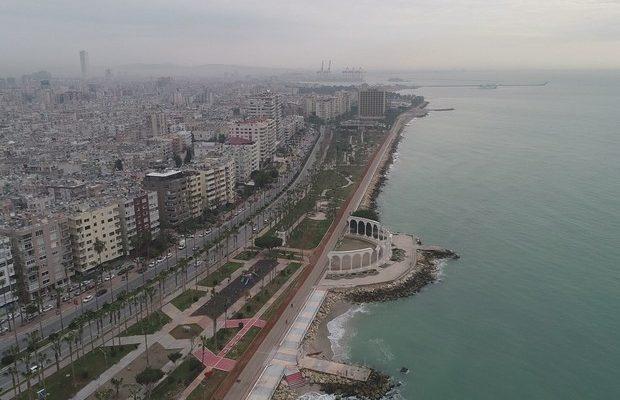 Mersin, daire sayısında Türkiye'nin 10'uncu büyük ili