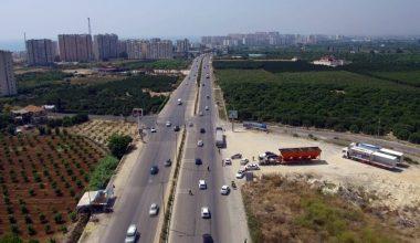 Mersin, trafiğe kayıtlı araç sayısında 8'inci