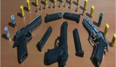 Mersin'de aranan 136 kişi yakalandı