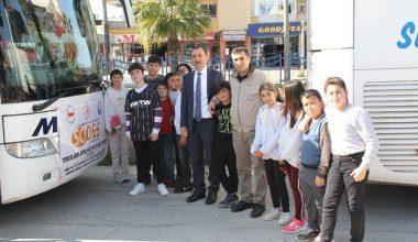 Mersinli bin 453 öğrenci için Çanakkale gezisi