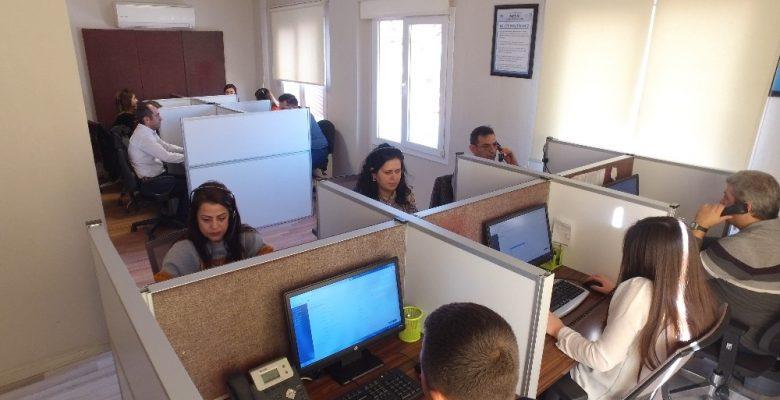MESKİ Alo 185 Çağrı Merkezi, 838 bin talep ve şikayeti çözüme kavuşturdu