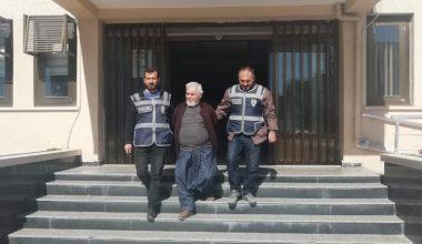 7 yıldır aranan cezaevi firarisi yakalandı