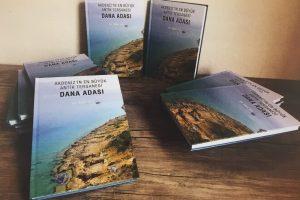 """""""Akdeniz'in En Büyük Antik Tersanesi: Dana Adası"""" kitabı yayınlandı"""