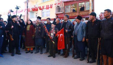 Arslanköy'ün 99'uncu kurtuluş yıl dönümü coşkuyla kutlandı