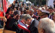 Atatürk'ün Mersin'e gelişinin 96. yıldönümü coşkuyla kutlandı