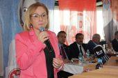 """Ayfer Yılmaz: """"Mersin'de seçimin adı 'demokrasidir'"""""""