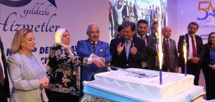 Başkan Kocamaz, 10. Yıl Marşı ile veda etti