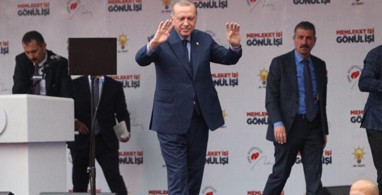 Cumhurbaşkanı Erdoğan, Mersin'i çok daha büyük hizmetlerle buluşturmaya devam edeceğiz