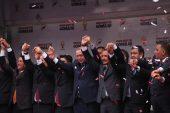 Cumhurbaşkanı Erdoğan'dan Başkan Tuna'ya destek