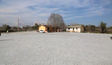 Erdemli Belediyesi, Gücüş'te yeni yaşam alanları oluşturuyor