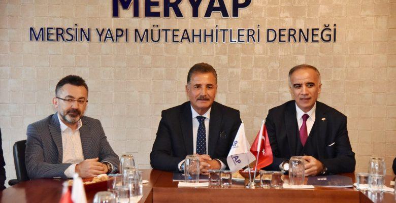 """""""AMACIMIZ BU KENTE HİZMET ETMEK"""""""