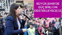 Eş Başkan üstü kapalı açıkladı: HDP, Büyükşehir de CHP Adayını Destekleyecek