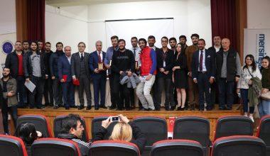 Mersin GİAD üyeleri, tecrübelerini Toros Üniversitesi öğrencileriyle paylaştı