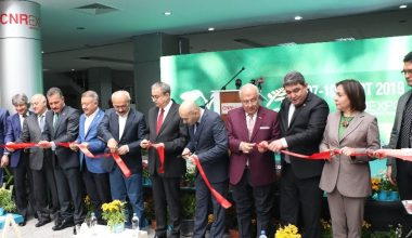 Mersin Tarım Gıda ve Hayvancılık Fuarı açıldı