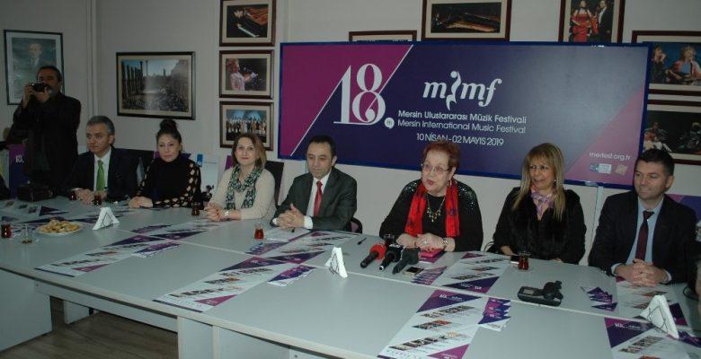 Mersin Uluslararası Müzik Festivali, dünyaca ünlü sanatçıları ağırlayacak