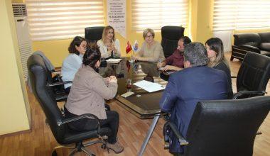 Mezitli'de Kadın Danışma Merkezi'ne yoğun talep