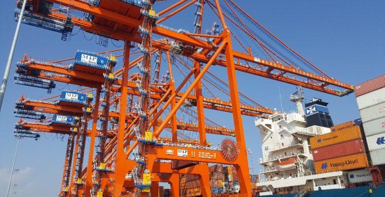 MIP, 2018'de rekor kırarak konteyner işlem hacminde birinci sıraya yükseldi