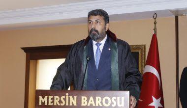 """Yeşilboğaz: """"Hukuk devleti; demokrasinin, insan hak ve özgürlüklerinin olmazsa olmazıdır"""""""