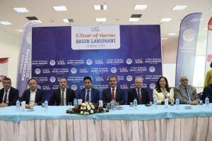 '5. Tour Of Mersin' 25-28 Nisan'da yapılacak