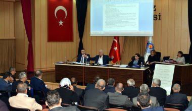 Akdeniz Belediye Meclisi, yeni dönemin ilk toplantısını yaptı