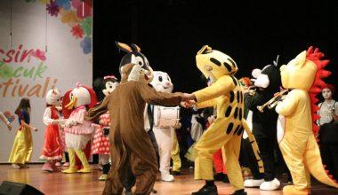 Çocuk Festivali renkli başladı