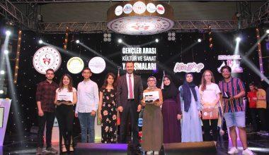 Gençler Arası Kültür ve Sanat Yarışmaları Mersin'de başladı