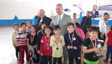 İlkokullar Arası Fiziksel Etkinlik Oyunları heyecanı sona erdi