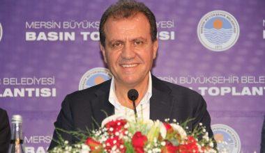 Mersin Büyükşehir Belediyesi'nin borcu 2 milyar lira