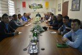 Mersin Orman Bölge Müdürlüğünde ormanları sertifikalandırma süreci başladı