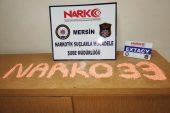 Mersin'de 2 araçta 6 bin 17 ectacy uyuşturucu hap ele geçirildi