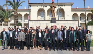 Mersin'de Avukatlar Günü kutlandı